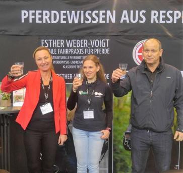 Pferd Bodensee - Extrazell mit Esther Weber-Voigt