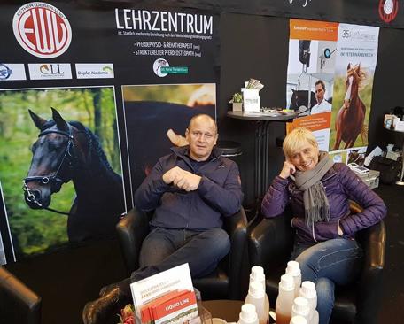 Pferd Bodensee - Extrazell