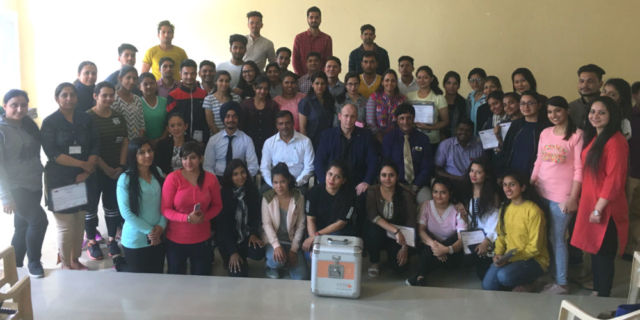 Extrazell Workshop in Dehradun