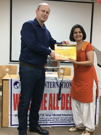 Extrazell Workshop in Pune